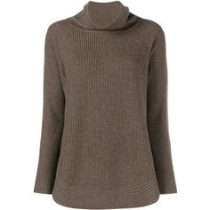 Vince Slouchy Roll Neck Sweater
