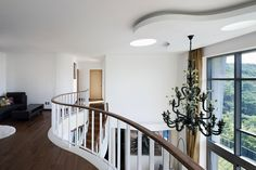 Монолитный особняк на скалистой возвышенности - Дизайн интерьеров | Идеи вашего дома | Lodgers