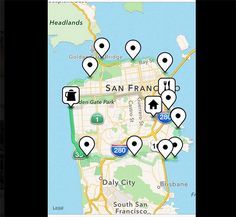 How To Take A 7x7x7x7-Mile Walking Tour Of San Francisco