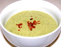 Kohlrabi tastes kind of like broccoli, so I thought, why not use a broccoli cheese soup recipe and sub in kohlrabi? I made some modifications, and I used both the bulbs and the greens in this recip…