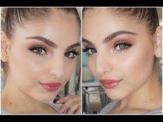 STROBING/HIGHLIGHTING EXPLAINED! - Full Makeup Tutorial - YouTube