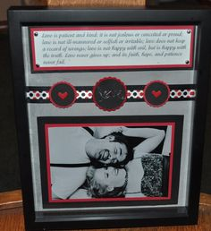 Valentines Gift For Husband and Wife or Daughter and Boyfriend or Son and Girlfriend.  Homemade Gifts