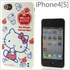 Hello Kitty iDress iPhone White Apple