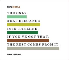 Love this daily quote from Real Simple