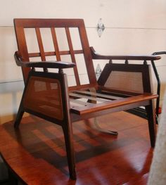 Danish Chair - Needs Cushions $175
