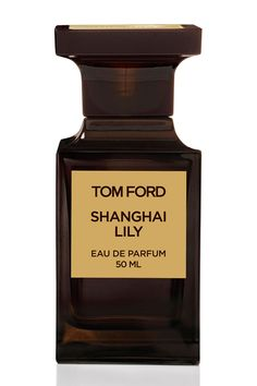 *Tom Ford Shanghai Lily eua de parfum. Need this in my life!