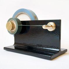 BL-ij Tape dispenser black