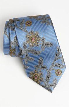 Ermenegildo Zegna Tie. Never Wrong. Always Right. Always: MetalBlazerButtons.com Approved!