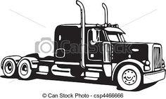 """Résultat de recherche d'images pour """"truck vector"""""""