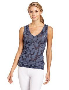 Zumba Fitness LLC Women s Splatter Sleeveless Burnout Top f1f7a1763cf