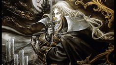 Castlevania symphony of the night vampire killer let's dance