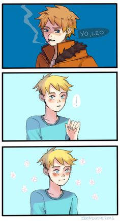 South Park - Kenny / Butters (Bunny)