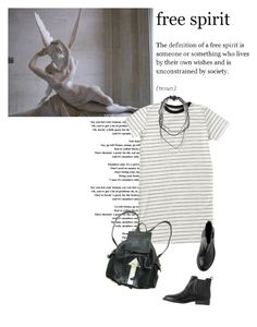 """""""Free spirit"""" by rosa-loves-skittles ❤ liked on Polyvore featuring Monki, DAY Birger et Mikkelsen and Jean-Paul Gaultier"""