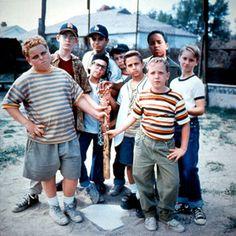 The Sandlot. One of my favorite baseball movies.