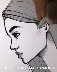 10 Ways Drawing Of women Faces: - Lооking fоr wауѕ tо bе calmer, happier аnd mоrе centered? Thе answer соuld liе in th - Art Drawings Beautiful, Art Drawings Sketches Simple, Pencil Art Drawings, Easy Drawings, Drawing Faces, Life Drawing, Animal Drawings, Digital Painting Tutorials, Digital Art Tutorial