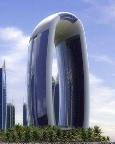 Najbardziej niezwykłe i zdumiewające budynki świata.