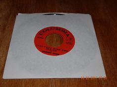 Johnny Cash : Five Feet High And Rising / I Got Stripes 45 Rpm Columbia 41427 #CountryRockNashvilleSoundOutlawCountryTraditionalCountry