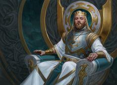 Es el rey de un castillo de un mundo en dos dimensiones. Su hija Julia ha sido hechizada por la bruja Sagana.