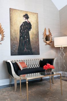 Piano room project by Lumar Interiors