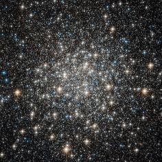 Hubble Views the Globular Cluster M10 by NASA