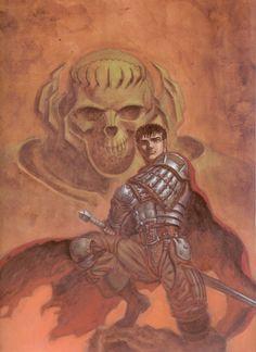 Berserk - Guts, Skull knight