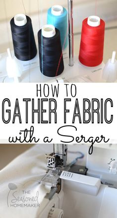 100 Brilliant Projects to Upcycle Leftover Fabric Scraps - Estabul Serger Projects, Sewing Projects For Beginners, Diy Projects, Sewing Hacks, Sewing Tutorials, Sewing Tips, Sewing Ideas, Sewing Lessons, Dress Tutorials