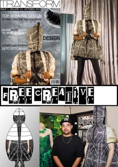 Textile Design 3rd year 2014