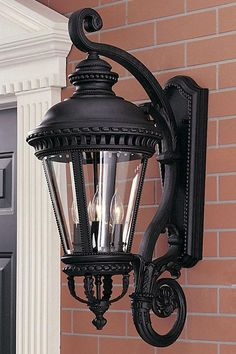 Chamberlaine Outdoor Wall Lantern