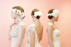 Check weddinspire.com for more #Bridal Hairstyle images