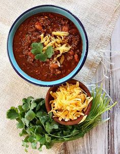 Halftime Chili