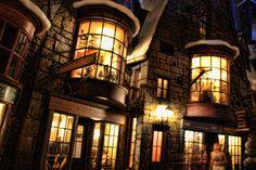 Hogsmeade, Universal Studios