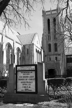 First United Methodist Church in Oak Park (Chicago)