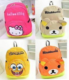 Idr 125k Kids bag Size : 30x25
