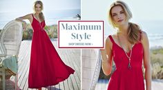 Maximum Style Dresses for Tall Women Shop at Long Tall Sally now!