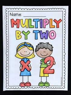 Multiplication Worksheets and Activities - This huge bundle has so many activities for students to practice and master their facts to Thes - Activities For 1st Graders, Preschool Learning Activities, Kindergarten Lessons, Preschool Worksheets, Mental Maths Worksheets, English Activities, Grammar Worksheets, Math Multiplication Worksheets, 2nd Grade Worksheets