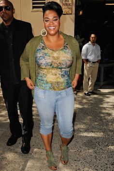 jill scott fashion style | Jill Scott is spotted in New York City