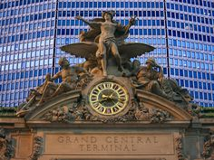 Elegant and iconic still today. GRAND CENTRAL STATION 100 YEARS #GrandCentralNYC