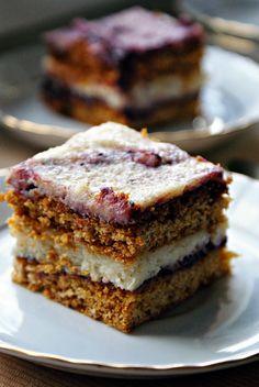 Polish Desserts, Polish Recipes, No Bake Desserts, Polish Food, Sweet Recipes, Cake Recipes, Dessert Recipes, Unique Desserts, Strawberry Recipes