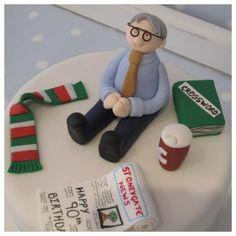 Sidney's 90th birthday cake Grandpa Birthday, Mom Birthday, Art Cakes, Cake Art, 90th Birthday Cakes, Cupcake Cakes, Cupcakes, Dad Cake, Christmas Cakes