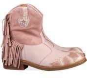 Roze Zecchino D'oro kinderschoenen 4812 boots