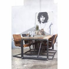 Eettafel Jack 220cm Sweet Home, Dining Table, Living Room, Interior, House, Inspiration, Furniture, Home Decor, Google