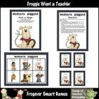 Skill: Children will identify and read short 0 words. Grade Level: Kindergarten through Second Grade, Special Education, ESL  You will receive an 1...