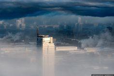 Gelio (Степанов Слава) - Зимний Екатеринбург