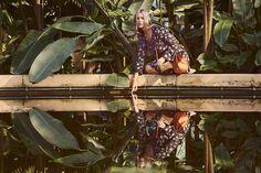 Tree of Life's new campaign, Illustrated Garden Muse: @Bronwyn Cooper Photography: @ming_nomchong_photo Film: @joshhedge Creative Direction: @abrac_dabra HMU: @Gemma Elaine Assist: @grant_tyrrell @Shannon Hand @Billie Edwards