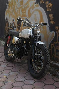 #scrambler #motorcycles #motos | caferacerpasion.com