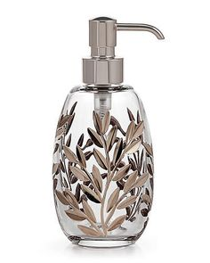 LABRAZEL Vine Soap Dispenser- Platinum $295 - FREE SHIPPING OR PICK UP - COMPARE ELSEWHERE $340+) InterexHome.Com