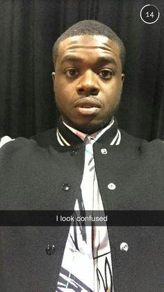 Kevin Olusola Snapchat ID: kolusola