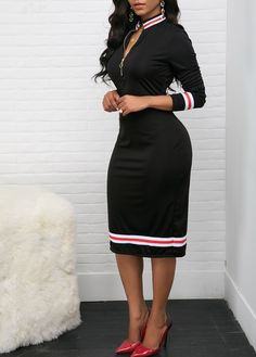 Trendy Ideas For Sewing Simple Dresses Classy Women's Fashion Dresses, Sexy Dresses, Black Women Fashion, Womens Fashion, Trendy Clothes For Women, Classy Dress, African Dress, Simple Dresses, The Dress