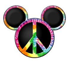 Peace Mickey