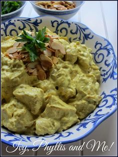 Ivy, Phyllis and Me!: CORONATION CHICKEN